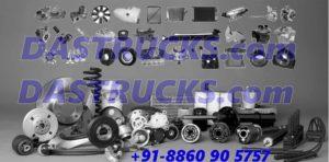 MAN truck parts spares